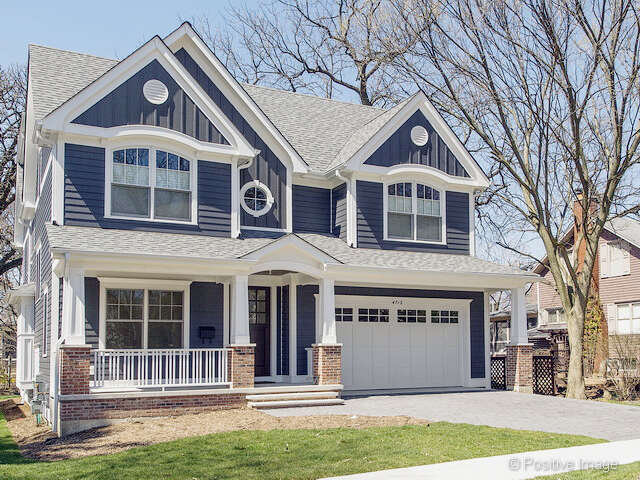 Single Family for Sale at 4712 LINSCOTT Avenue Downers Grove, Illinois 60515 United States