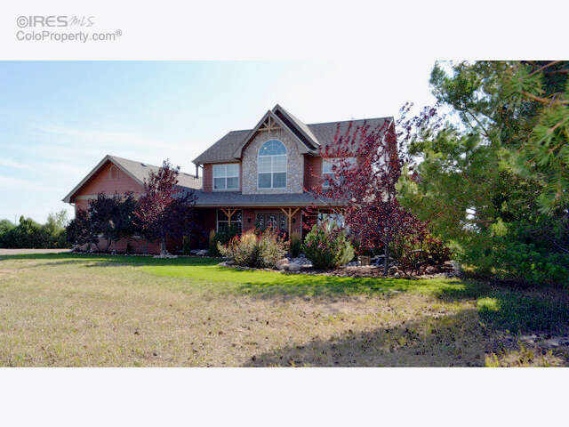 Single Family for Sale at 50105 County Road 17 Wellington, Colorado 80549 United States