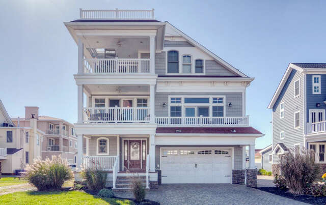 Single Family for Sale at 99 11th Avenue Belmar, New Jersey 07719 United States