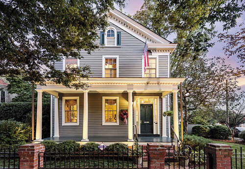 Single Family for Sale at 1129 Floyd Avenue Richmond, Virginia 23220 United States