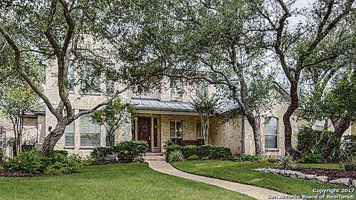 Single Family for Sale at 1807 Cactus Blf San Antonio, Texas 78258 United States