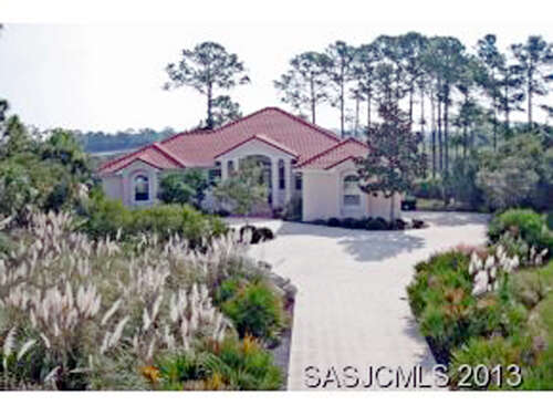 Single Family for Sale at 105 Herons Nest Ln St. Augustine, Florida 32080 United States
