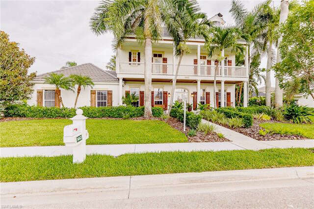 Single Family for Sale at 1443 Friendship Walkway Fort Myers, Florida 33901 United States
