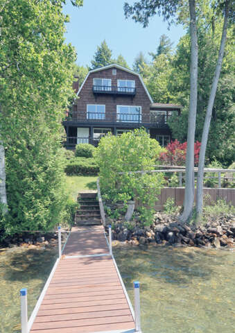 Single Family for Sale at 2330 Black Point Rd. Ticonderoga, New York 12883 United States