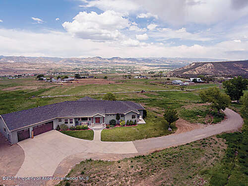 Single Family for Sale at 410 County Road 317 Rifle, Colorado 81650 United States
