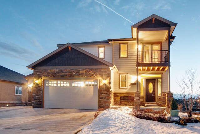Single Family for Sale at 8555 Blackwood Dr Windsor, Colorado 80550 United States