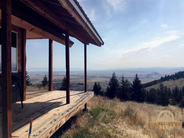 Single Family for Sale at 96 Pony Creek Road Pony, Montana 59747 United States