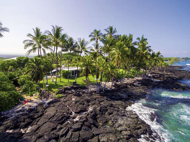 Single Family for Sale at 69-1956 Puako Beach Dr Kamuela, Hawaii 96743 United States