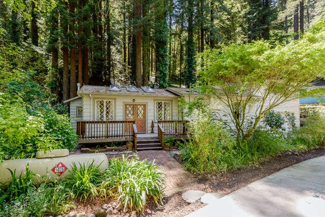 Single Family for Sale at 5 Sylvan Way La Honda, California 94020 United States