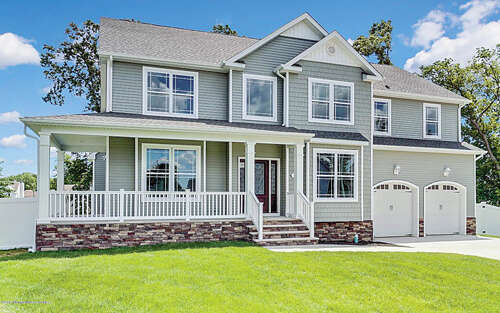 Single Family for Sale at 1603 Lakewood Road Manasquan, New Jersey 08736 United States