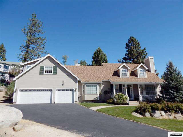Single Family for Sale at 4096 Westwood Carson City, Nevada 89703 United States