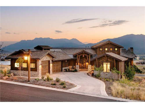 Single Family for Sale at 2286 E. Flat Top Mountain Dr (Lot 86), Heber City, Ut 84032 Heber City, Utah 84032 United States