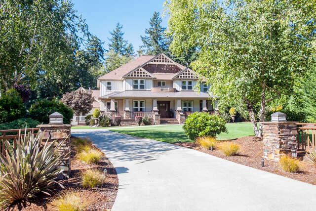 Single Family for Sale at 9717 NE Sunny Hill Cir Bainbridge Island, Washington 98110 United States