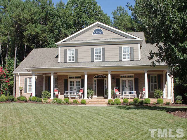 Single Family for Sale at 7312 Sparhawk Road Wake Forest, North Carolina 27587 United States