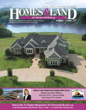 Homes & Land of Metro Knoxville