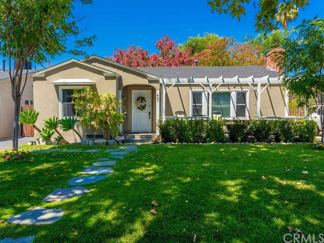 Single Family for Sale at 447 S Mariposa Street Burbank, California 91506 United States