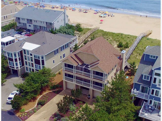 Single Family for Sale at 29297 Kelly Lane Bethany Beach, Delaware 19930 United States