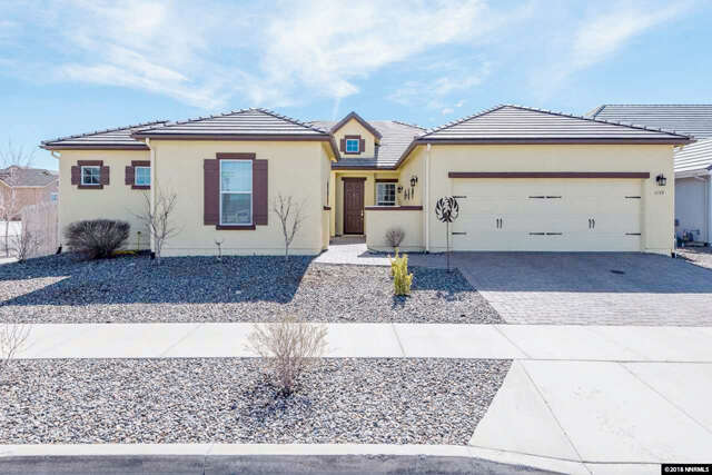 Single Family for Sale at 1139 Monterra Minden, Nevada 89423 United States