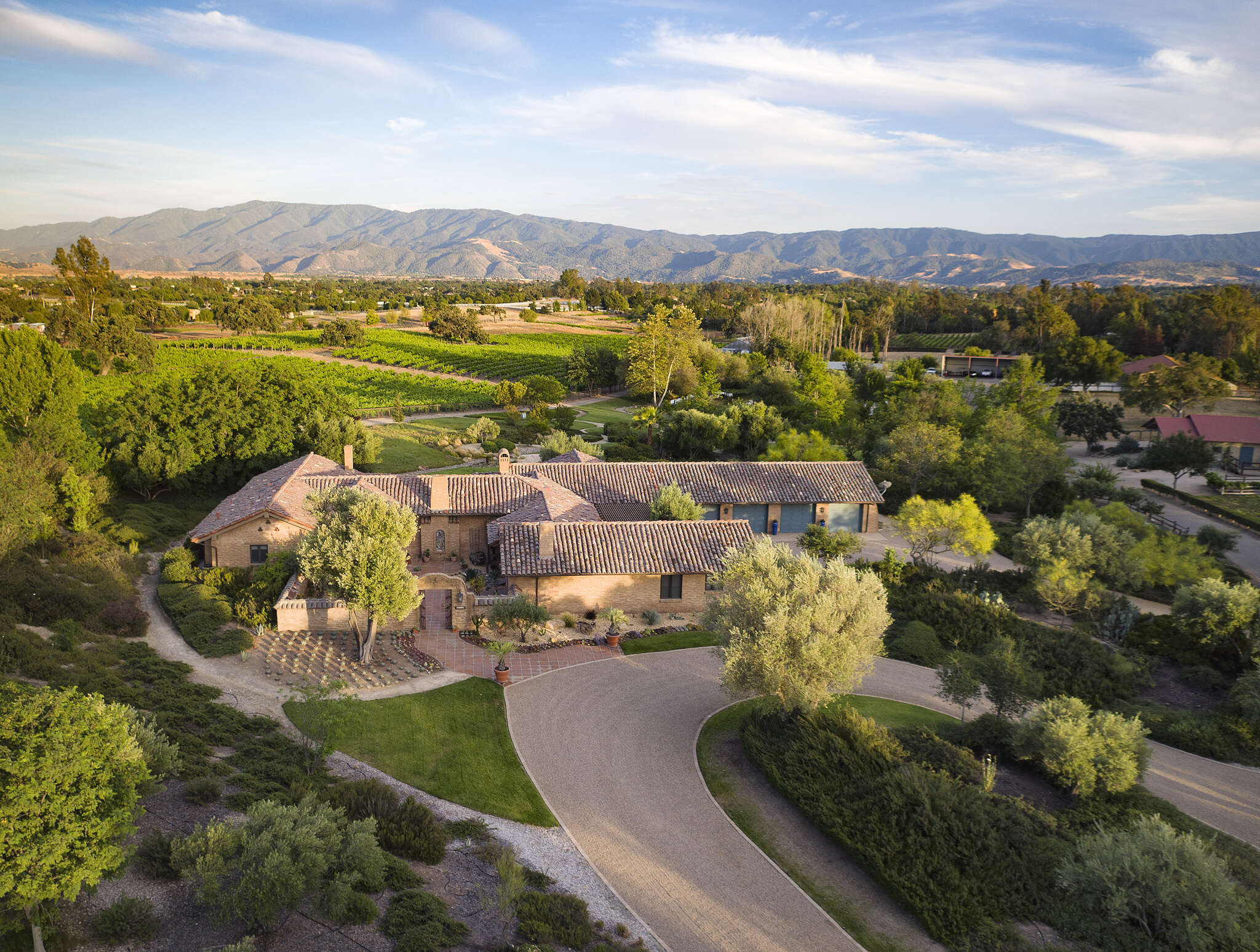 Single Family for Sale at 2740 Ontiveros Road Santa Ynez, California 93460 United States