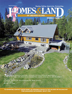 HOMES & LAND Magazine Cover. Vol. 32, Issue 05, Page 41.