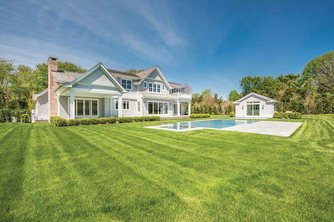 Single Family for Sale at 39 Indian Wells Highway Amagansett, New York 11930 United States