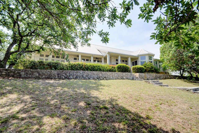Single Family for Sale at 114 Indian Trail Hunt, Texas 78024 United States