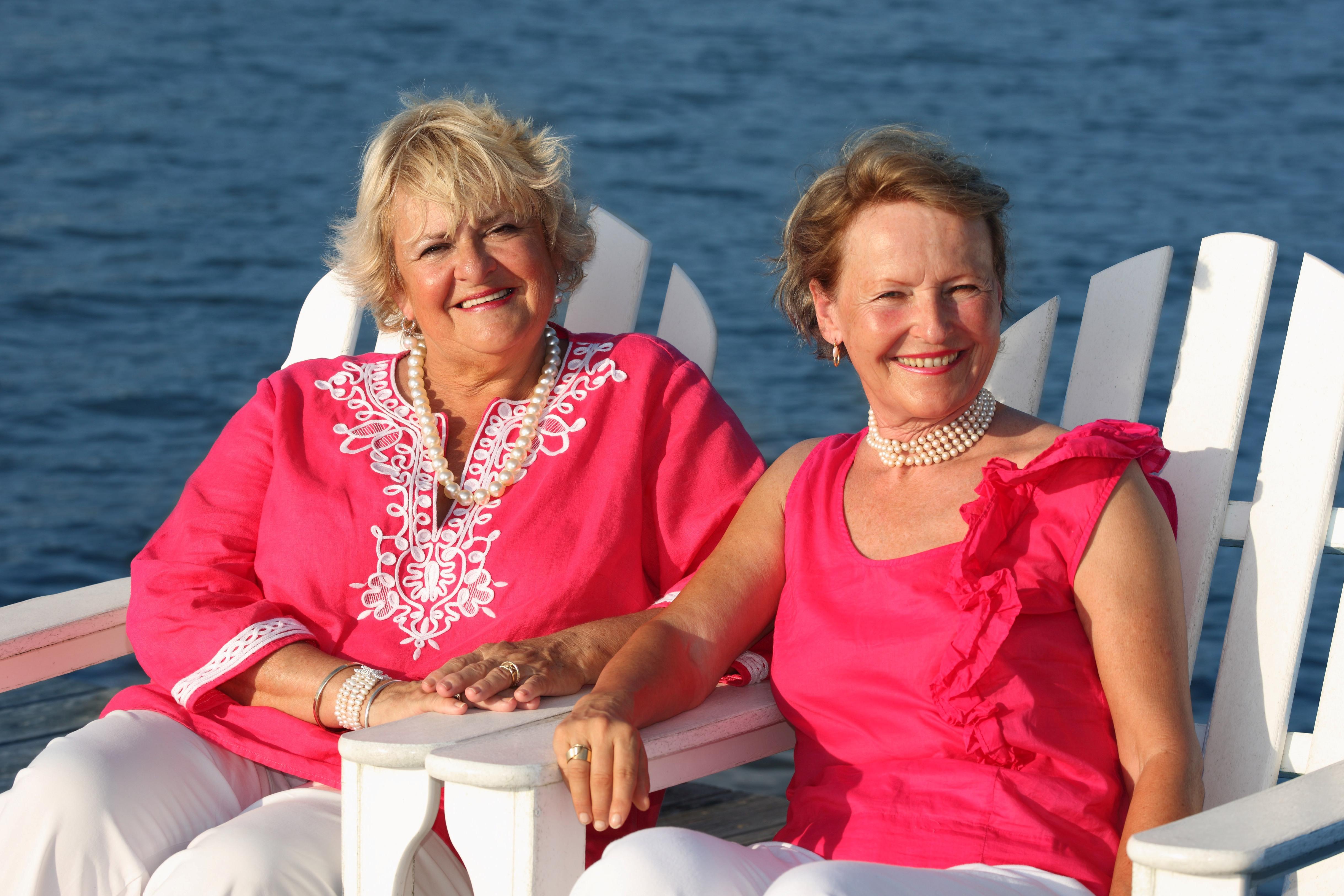 Neena Rodgers & Diana Burton