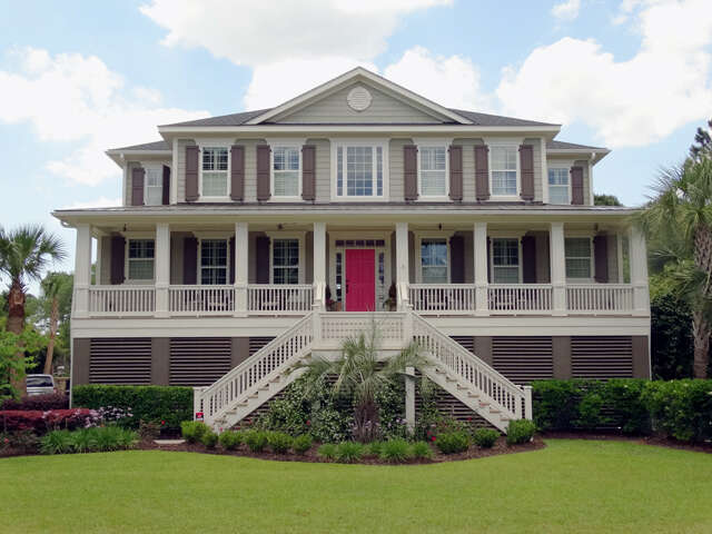 Single Family for Sale at 1555 Tidal Marsh Lane Mount Pleasant, South Carolina 29466 United States
