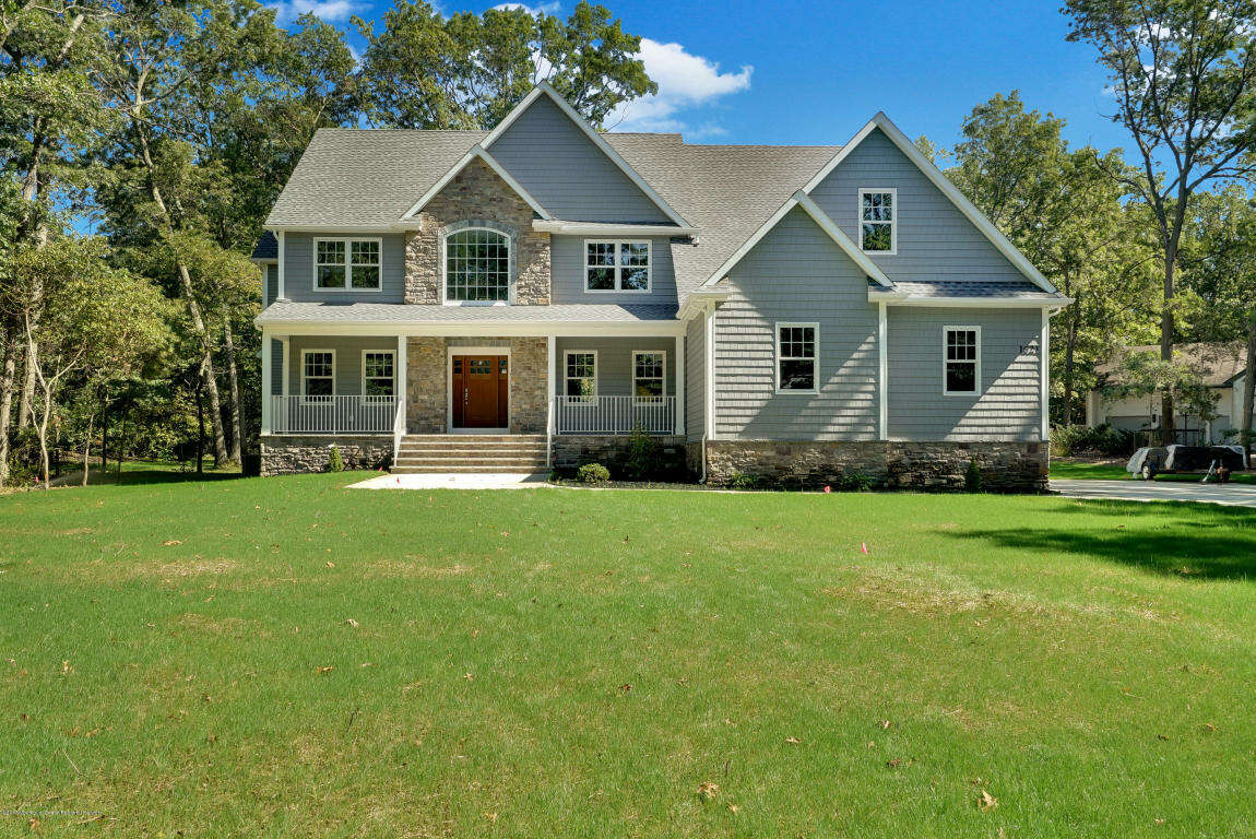 Single Family for Sale at 1621 Otter Drive Toms River, New Jersey 08755 United States