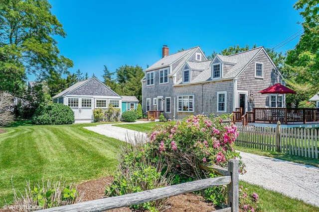 Single Family for Sale at 40 Commerce Road Barnstable, Massachusetts 02630 United States