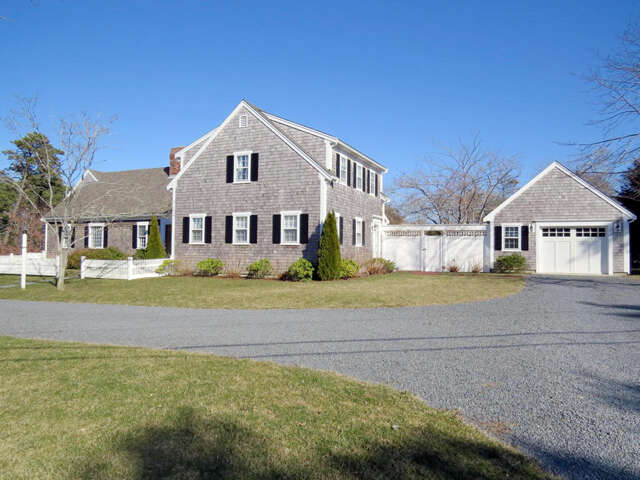 Single Family for Sale at 90 Whidah Road Chatham, Massachusetts 02633 United States