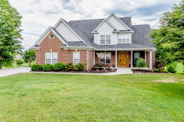 Single Family for Sale at 1128 Oxford Hills Drive Maryville, Tennessee 37803 United States