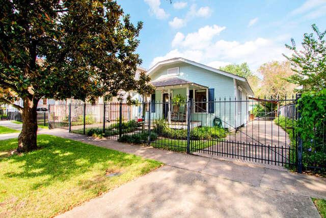 Single Family for Sale at 640 Columbia Street Houston, Texas 77007 United States