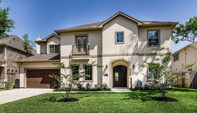 Single Family for Sale at 12826 Butterfly Lane Houston, Texas 77024 United States