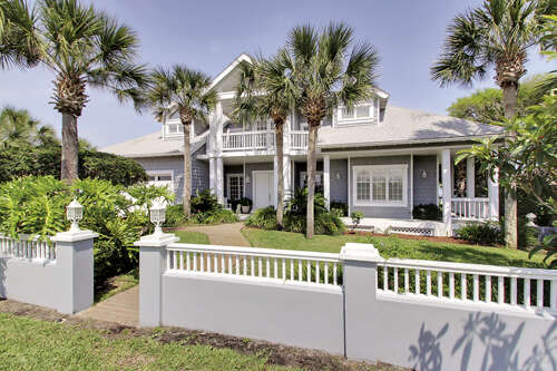 Single Family for Sale at 4020 S. Fletcher Ave. Amelia Island, Florida 32034 United States