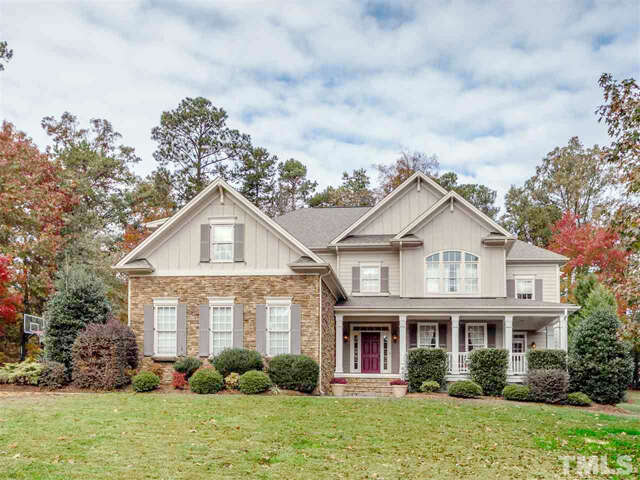 Single Family for Sale at 4324 Summer Brook Drive Apex, North Carolina 27539 United States