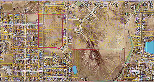 Land for Sale at Tbd Melrose Street Cortez, Colorado 81321 United States