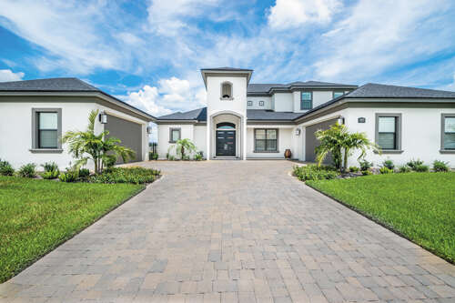 Single Family for Sale at 4717 Emerald Plams Ct Winter Haven, Florida 33884 United States