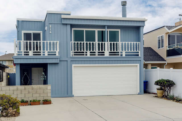 Single Family for Sale at 816 Ocean Drive Oxnard, California 93035 United States