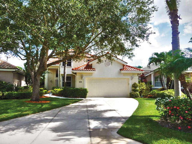 Single Family for Sale at 303 Eagleton Golf Drive Palm Beach Gardens, Florida 33418 United States