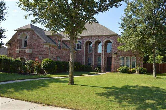 Single Family for Sale at 3213 Pecan Meadows Drive Flower Mound, Texas 75028 United States