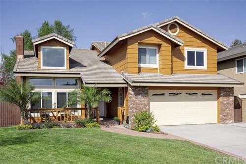 Single Family for Sale at 17025 Walnut Street Yorba Linda, California 92886 United States