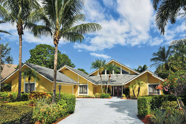 Single Family for Sale at 3 Banchory Court Palm Beach Gardens, Florida 33418 United States