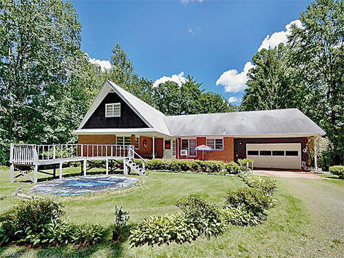Single Family for Sale at 100 Mount Hope Drive Pisgah Forest, North Carolina 28768 United States