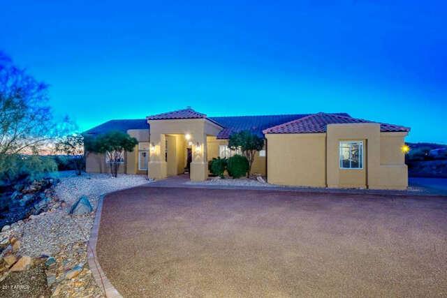 Single Family for Sale at 26004 N 5th Street Phoenix, Arizona 85085 United States