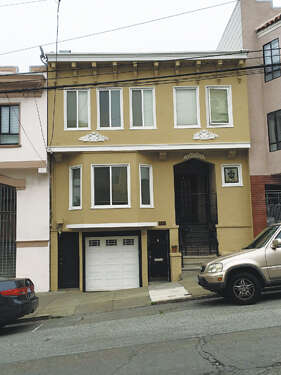 Single Family for Sale at 474-76 26th Ave San Francisco, California 94121 United States