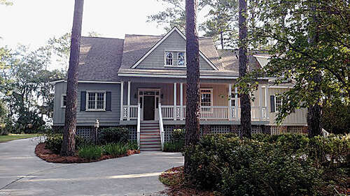 Single Family for Sale at 1056 Riverpoint Drive Townsend, Georgia 31331 United States
