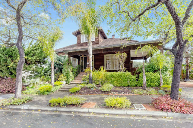 Single Family for Sale at 816 Linden Ave 816 Linden Ave Burlingame, California 94010 United States