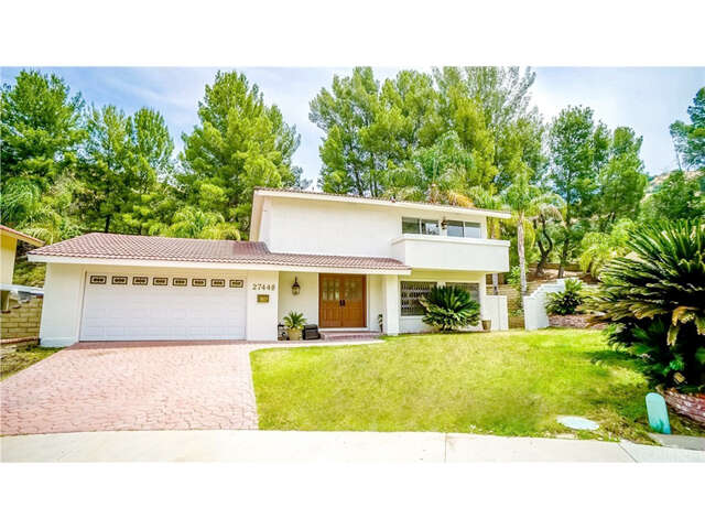 Real Estate for Sale, ListingId:46377461, location: 27448 Annette Jo Circle Saugus 91350