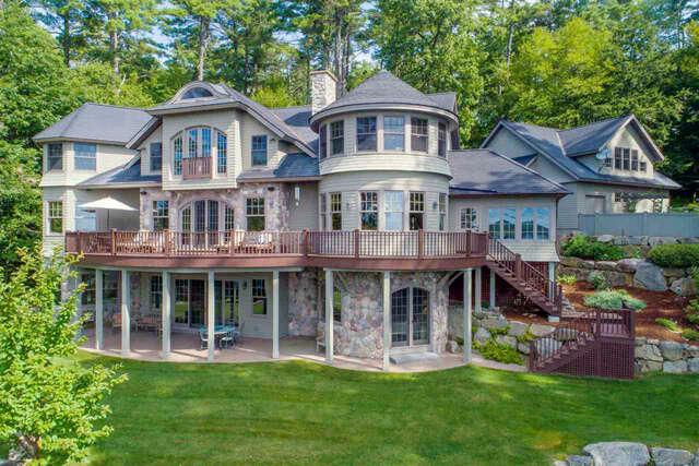 Single Family for Sale at 162 Alpine Park Road Moultonborough, New Hampshire 03254 United States